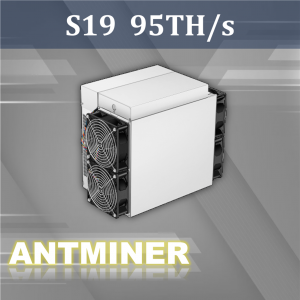 ASIC miner Antminer S19 95Th/s