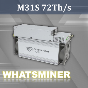 Whatsminer M31s-72th
