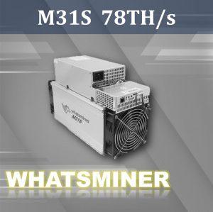 Whatsminer M31s-78th