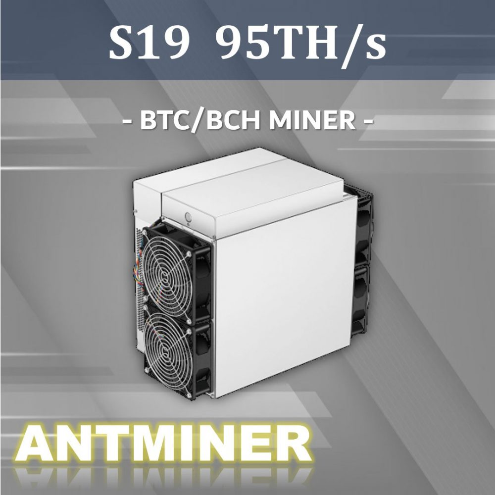 hashmax miner S19-95T