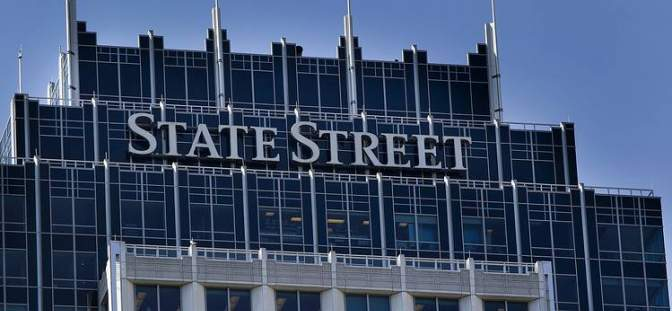 State Street Bank Launches Cryptocurrency Division
