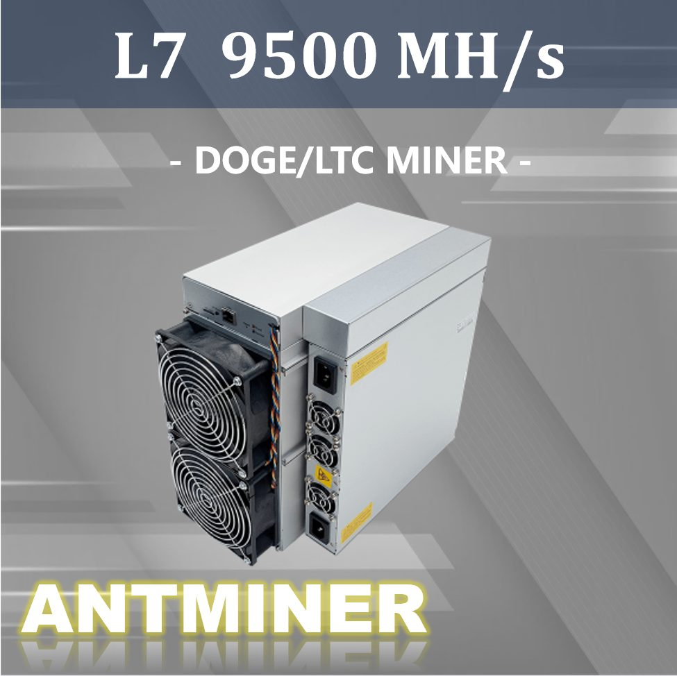 Antminer L7 9500mh
